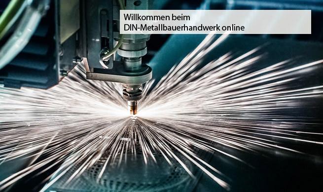 DIN-Metallbauerhandwerk